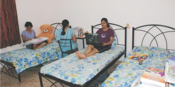 3Seater- Ajmera Girls Hostel