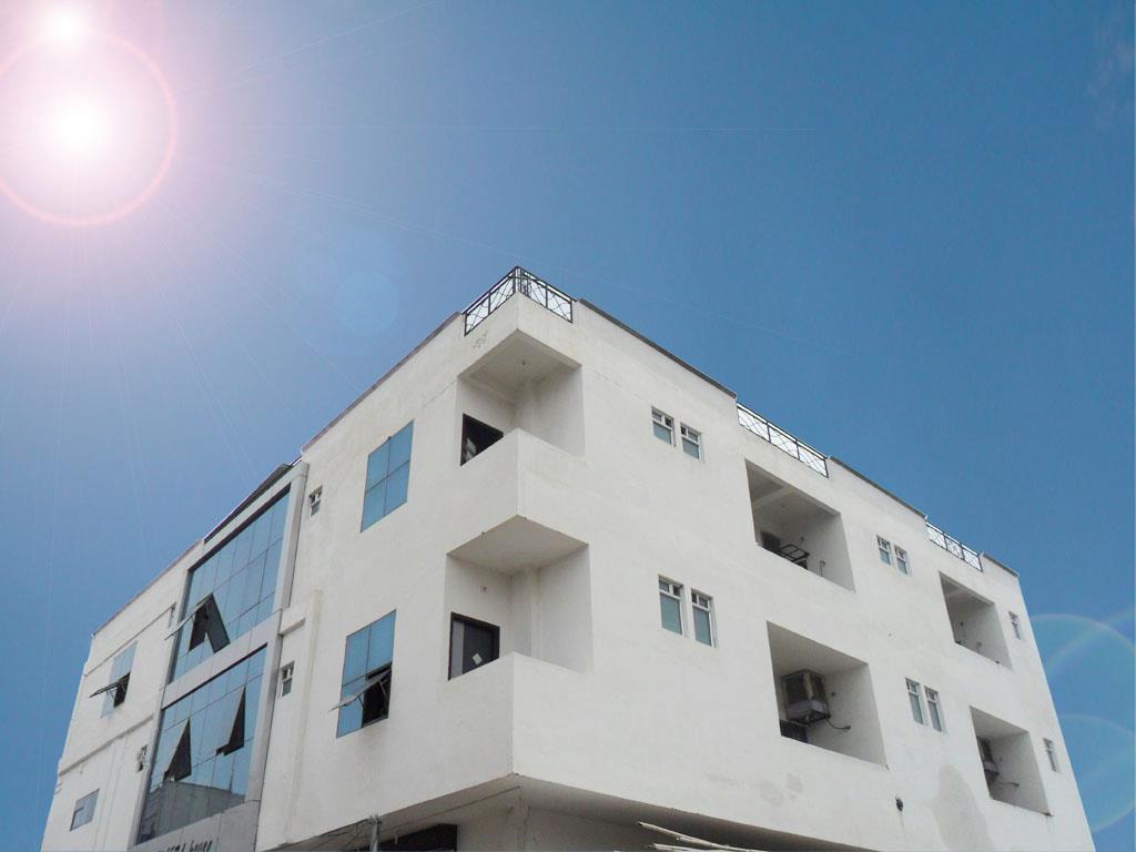 Ajmera Girls hostel in Jaipur